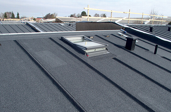 Roof top success for residents and roofers in Denmark