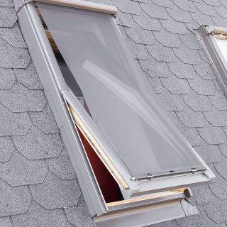 Anti Heat blind installed