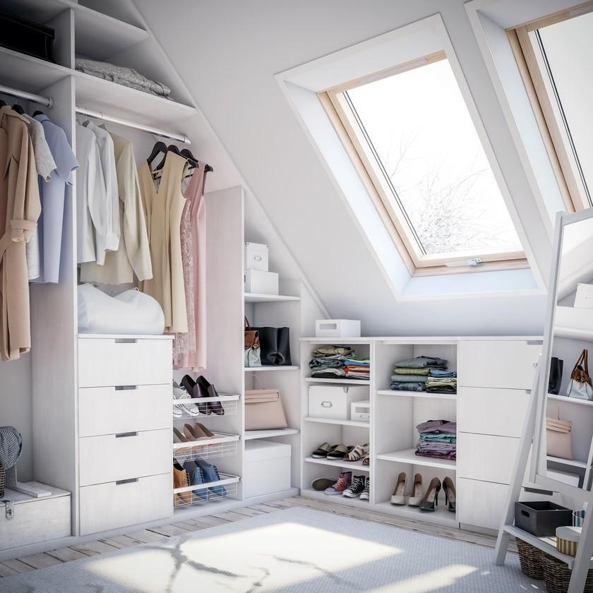okna dachowe energooszczędne