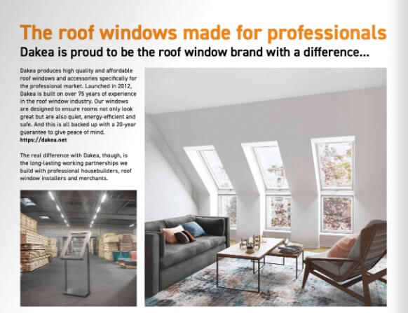 Snippet from Roofing Trade Journal