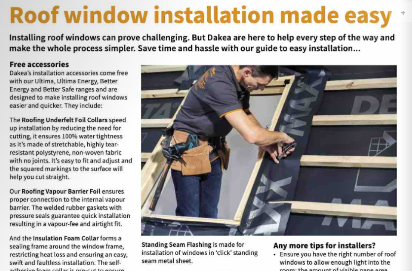 roofing trades journal snippet